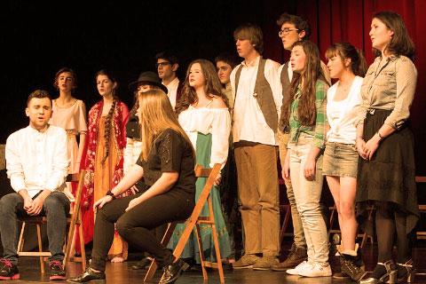 Teatro y Oratoria para Jóvenes