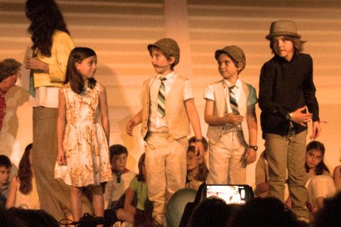 Teatro y Oratoria para Niños